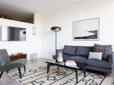 Photo for Modern 1BR in Uptown by Sonder