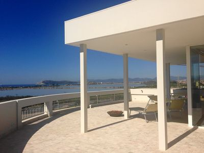 Photo for Penthouse Belvedere by the sea