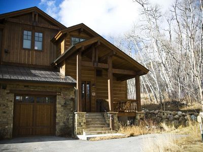 Photo for The Sanctuary at Keystone * Private Hot Tub * Slope Views * Spacious * Modern