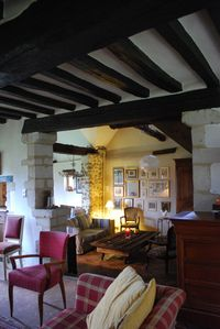 Photo for Superb country house 17 th century to rent in the heart of the Perche