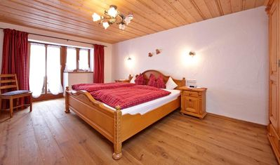 Photo for Apartment Waxenstein with Balcony, Mountain View & Wi-Fi, Suitable for Children