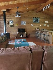Photo for Beautiful Lake Granbury Cabin just waiting for you!! Sleeps 4 or more!!