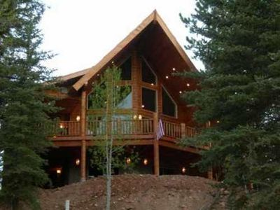 Large Luxury A-Frame Cabin