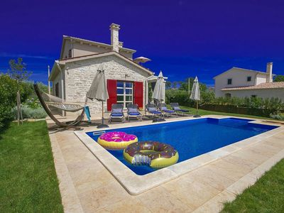 Photo for Luxury villa fully air conditioned with private pool and free Wifi