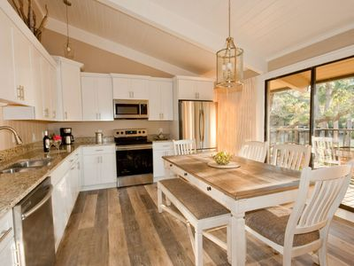 Photo for Beachvilla 24 - Fabuously Remodeled Oceanview, close walk to Coligny Plaza