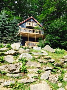 Photo for A Bit Of Heaven Chalet; 1/2 Mile From Ski Slopes, 2 Miles From Country Club,