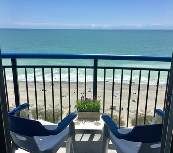 Photo for Book Spring Now, Private 1 Bedroom,2 Full Bathroom Oceanfront Suite at Boardwalk