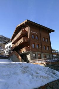 Photo for Apartment Bergaster in Saas-Fee - 5 persons, 2 bedrooms