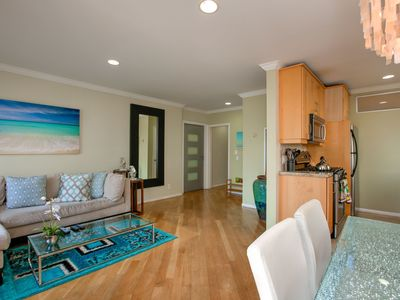 Photo for Unobstructed Ocean View Steps to Santa Monica Beach