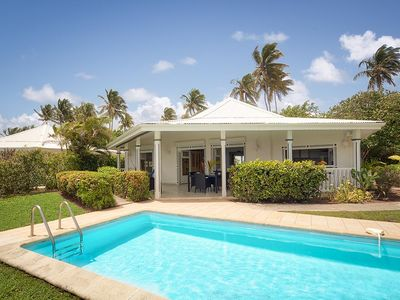 Photo for Aloe, a high standard villa with panoramic view of Saint-François in Guadeloupe