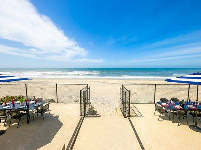Photo for Beautiful Private Oceanfront Home, Views + Walk to All