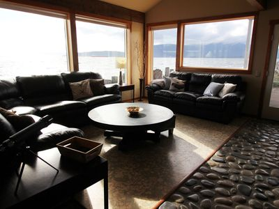 Photo for 4BR House Vacation Rental in Lummi Island, Washington