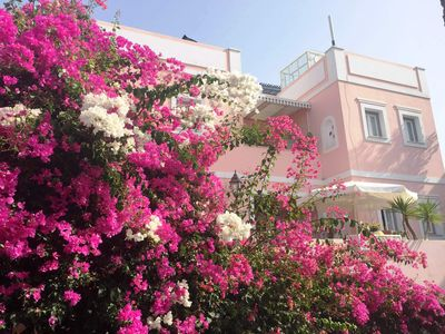 Photo for Beautiful pension with studios in the heart of Perdika and next to the sea.