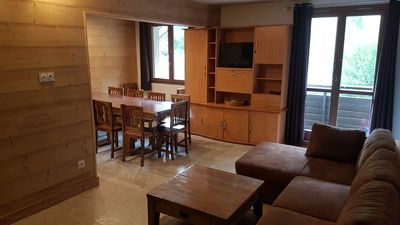 Photo for Rent T4 105m² 11 sleeps in Pra Loup 1500