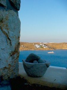 Photo for Amazing Mykonian Villa with Fantastic Sea View