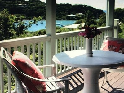 Photo for Newly renovated kitchen! Private cottage in great location with path to beach.