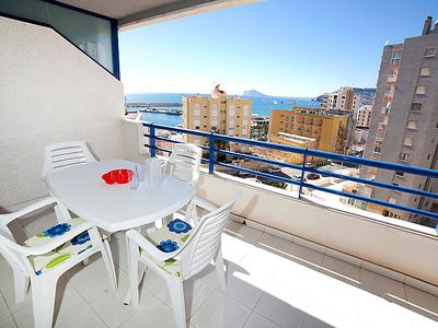 Photo for Apartment Turquesa Beach 02 in Calpe/Calp - 4 persons, 1 bedrooms