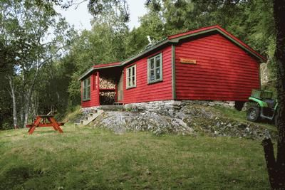 Photo for Holiday house Krokstadøra for 4 persons with 2 bedrooms - Holiday house