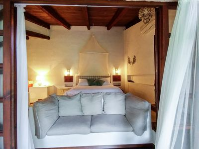 Photo for Dependance with garden for 2 people near the Costa Smeralda