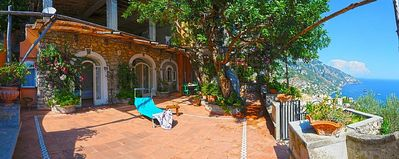 Photo for 2 bedroom Villa, sleeps 6 in Bomerano with Air Con and WiFi