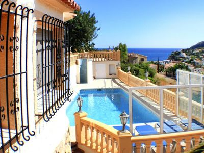 Photo for holiday home, Calpe  in Um Valencia - 6 persons, 3 bedrooms