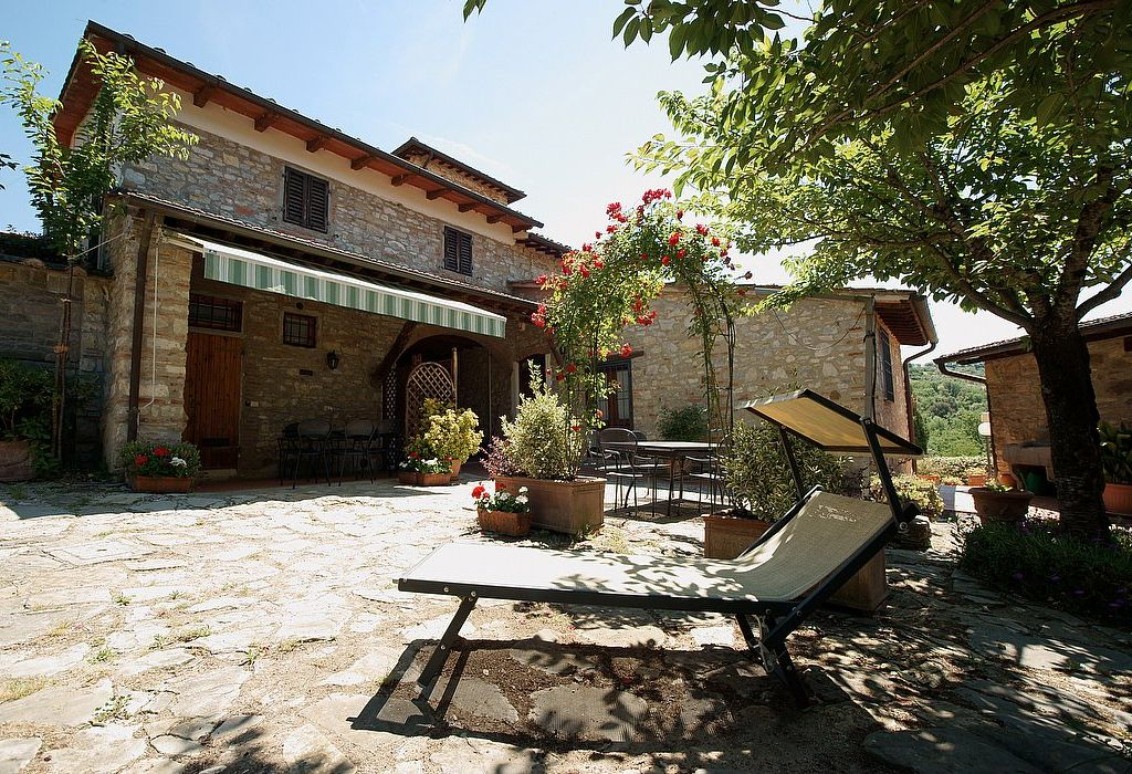 Casa camomilla c is a characteristic and welcoming two for Piani casa accessibili
