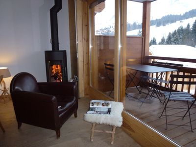 Photo for Apartment/ flat - GRAND BORNAND