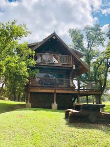 Photo for 1BR Cabin Vacation Rental in Burnet, Texas