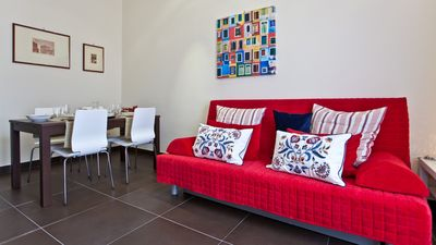 Photo for Tasso Hi-Tech Apartment - One Bedroom Apartment, Sleeps 4
