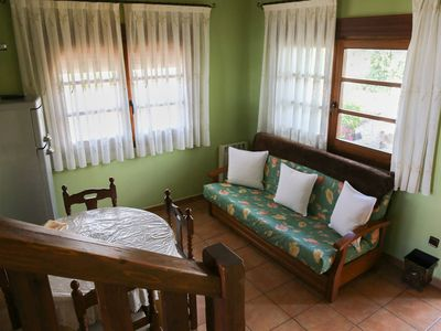 Photo for 4 accommodations with pool, garden and barbecues in an environment of nature.