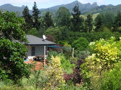 Photo for Peaceful Country Hideaway with Organic Food Forest