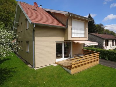 Photo for Comfortable cottage in new chalet
