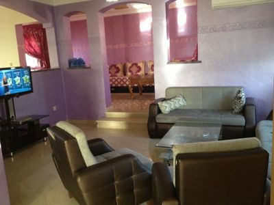 Photo for 3BR Villa Vacation Rental in Sidi Bouzid, Doukkala-Abda