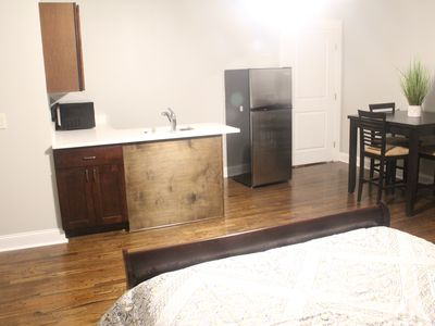 Photo for Chic Modern Studio in Downtown Atlanta (Detached, 40 feet from the main house)