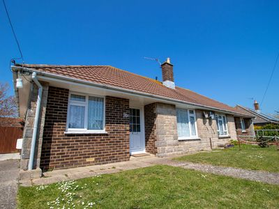 Photo for Lovely 2 Bedroom Bungalow Close To Beach, Village And Shops. Good Prices Too