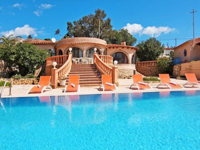 Photo for Vacation home Casa Canuta II (CLP325) in Calpe/Calp - 7 persons, 3 bedrooms