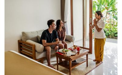 Photo for Family Suite Room with free Breakfast Close to Ubud Monkey Forest