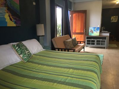 Photo for Studio with Kitchenet, groundfloor on the Peninsula of Arenal