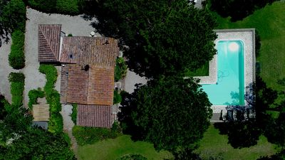 Photo for A romantic villa with two units with comfort in the heart of Tuscany