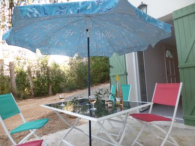 Photo for new 70m2 apartment on the ground floor 5 minutes from Grasse, near