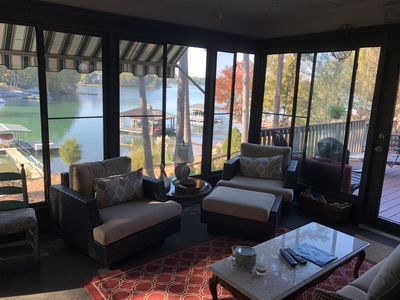 Photo for Paradise on Lake Keowee