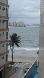 Photo for Excellent Apartment, Foot in the sand, Great Beach for family, Net and Wifi.