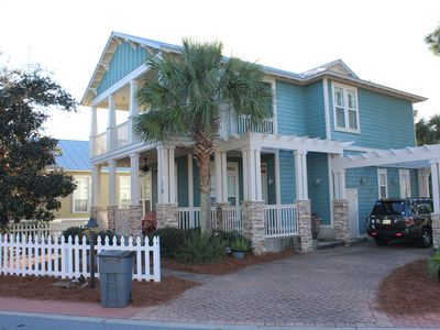 Photo for Stunning, Quiet Home with Five Minute Walk to the Gulf!