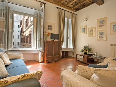 Photo for Apartment Cassio, in the center of Rome, with two double bedrooms, it can host 6 people.