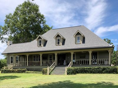 Photo for Toledo Bend Lake Front Home - Mid Lake South of Pendlton Bride