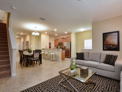 Photo for Paradise Palms - 5BD/4BA Town Home - Sleeps 10 - RPP5613