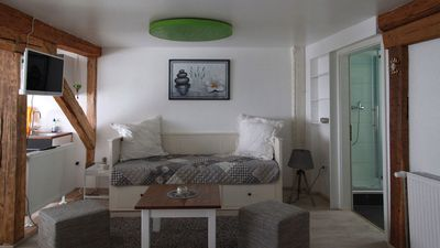 Photo for Apartment at the foot of the Königsteiner castle