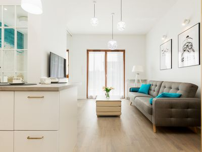 Photo for Apartment with terrace Starowiejska 50/5