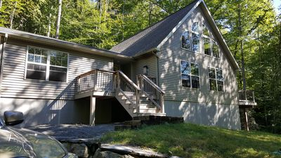 Photo for Year-Round Lake Wallenpaupack Home - Beautiful Beach and Lake Access!