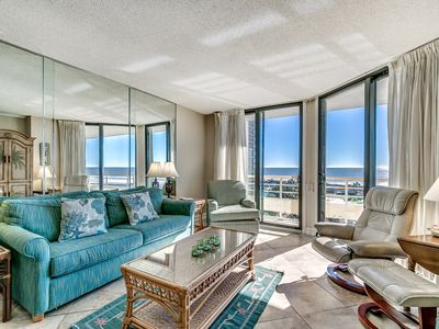 Photo for Priceless Ocean Views - Beautifully-Updated Condo w/ Resort Amenities!